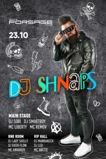 Shnaps @ Forsage Club, Київ