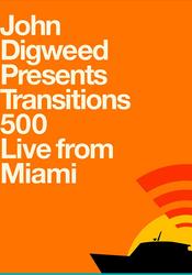 John Digweed Transitions 500 @ Sunset Cruise, Miami