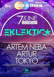 Artem Neba @ Bora Bora Beach Club, Киев