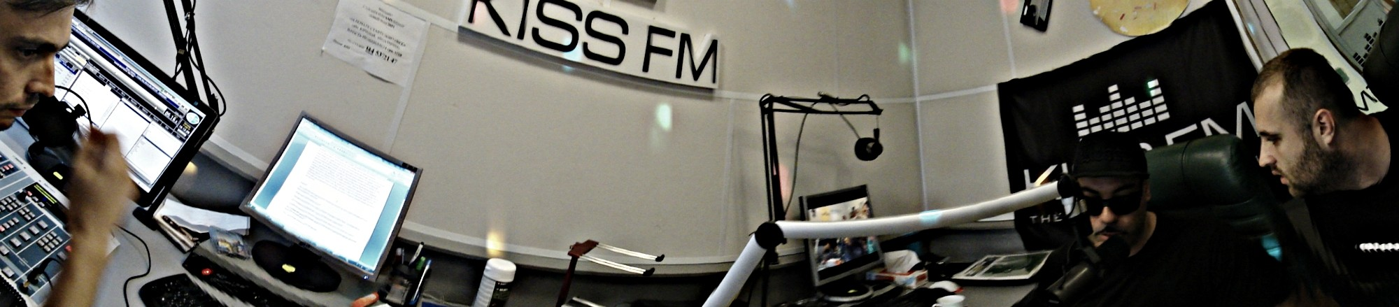 Roger Sanchez@Kiss FM