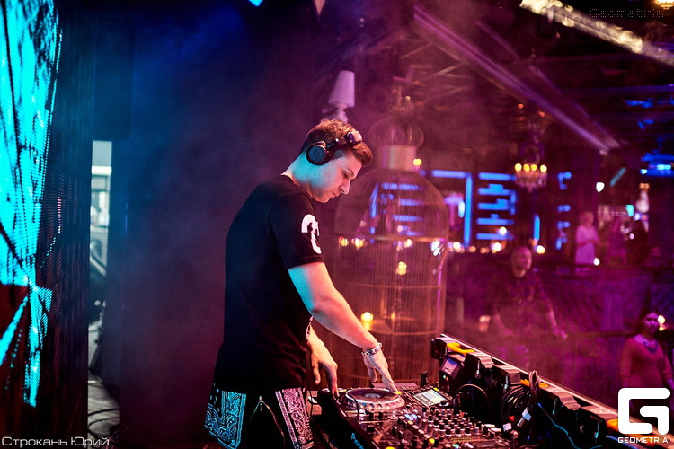 DJ Indigo @ Tao Club, Киев