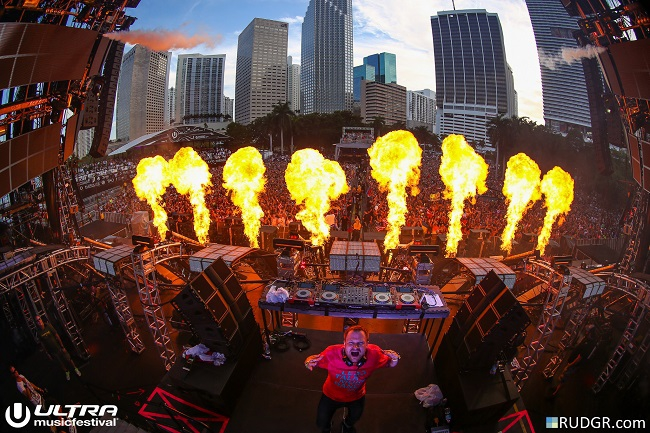 Ultra Music Festival (Day 1) @ Miami, USA