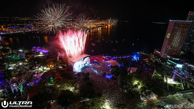 Ultra Music Festival (Day 2) @ Miami, USA