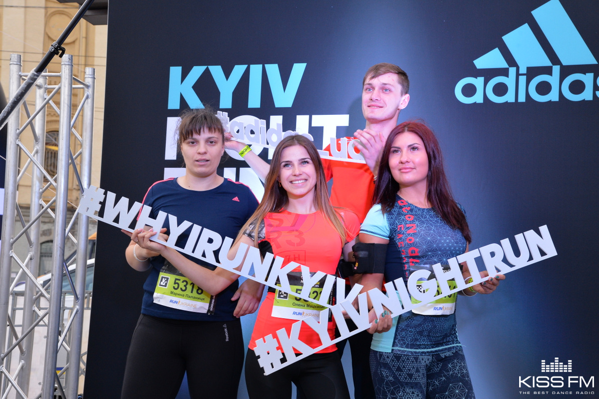 Samsung Galaxy S7 Night Run @ Киев