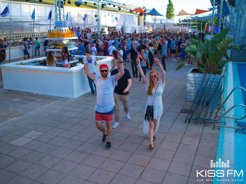 Mobilee (Day & Night) @ Fact Music Pool Series, Барселона, Испания