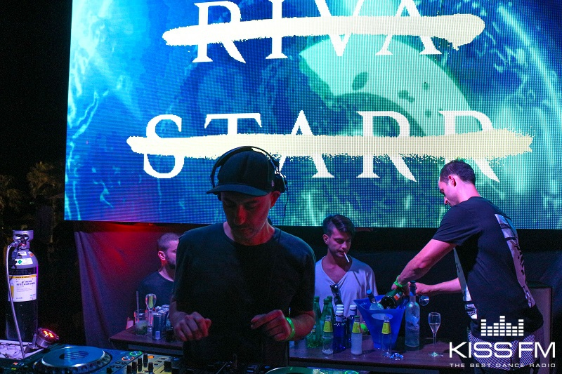 SNATCH! with Riva Starr, ANOTR @ W Hotel, Барселона, Испания