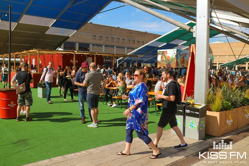 SONAR 2016 Day @ Барселона, Испания