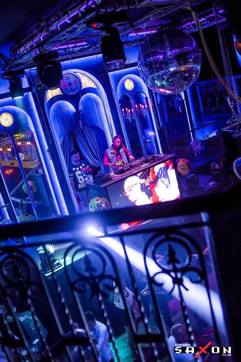 Romantic @ KISS Pool Party, Saxon, Киев