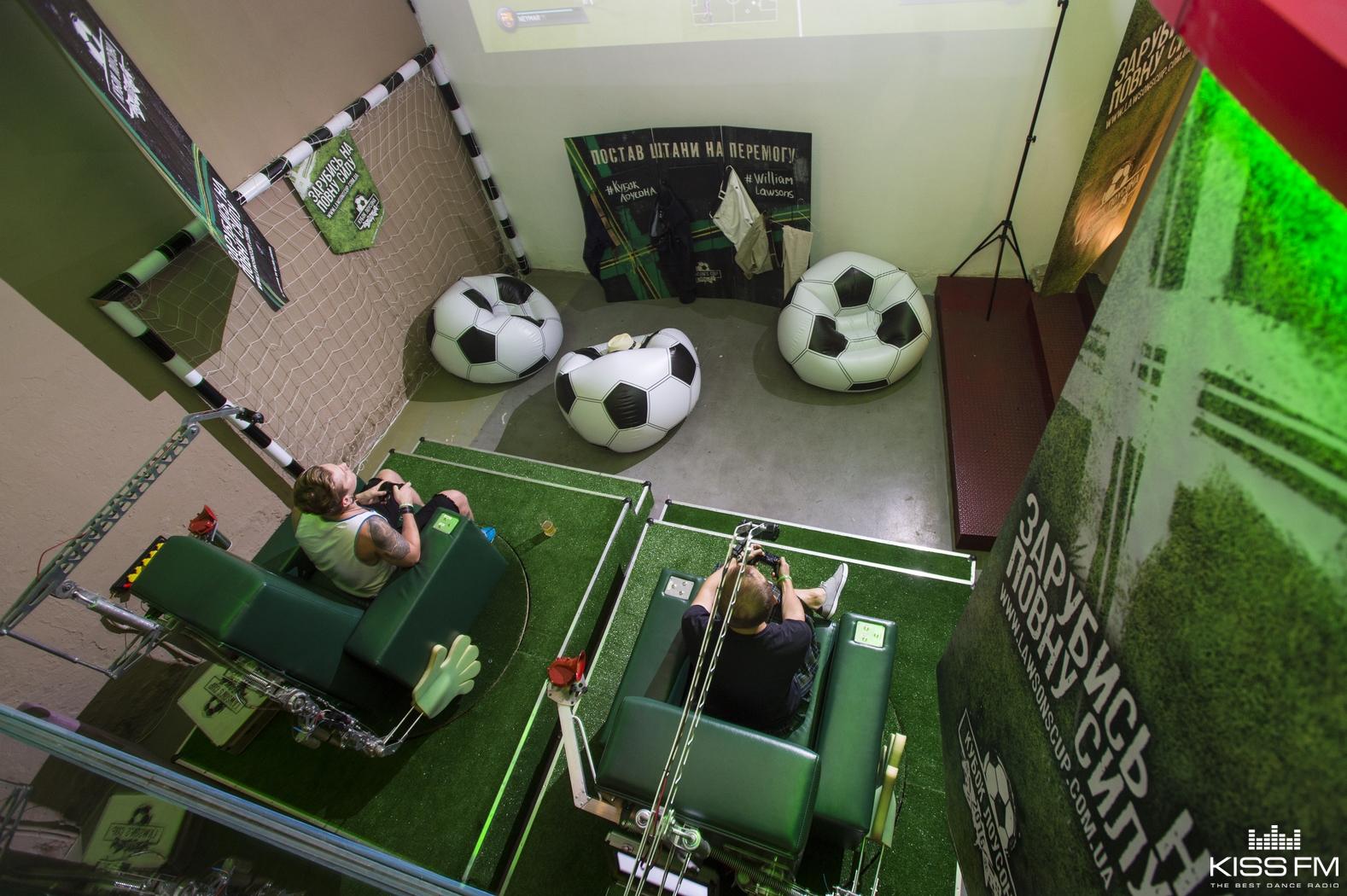 Турнир FIFA 2016 @ Кубок Лоусона