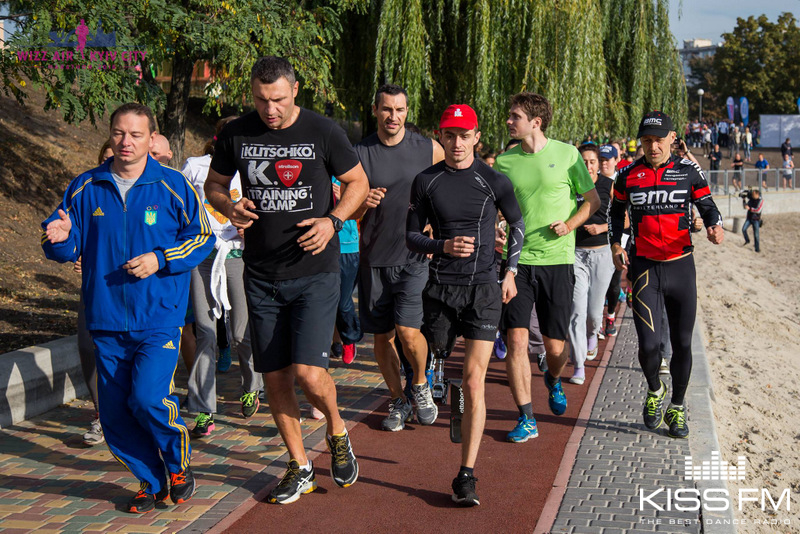 Open Run Day @ Киев