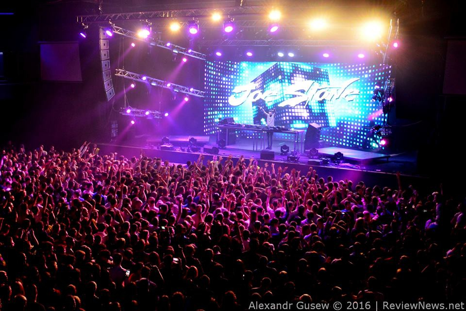KISS FM Birthday 14 (Pt. 1) @ Stereo Plaza, Киев