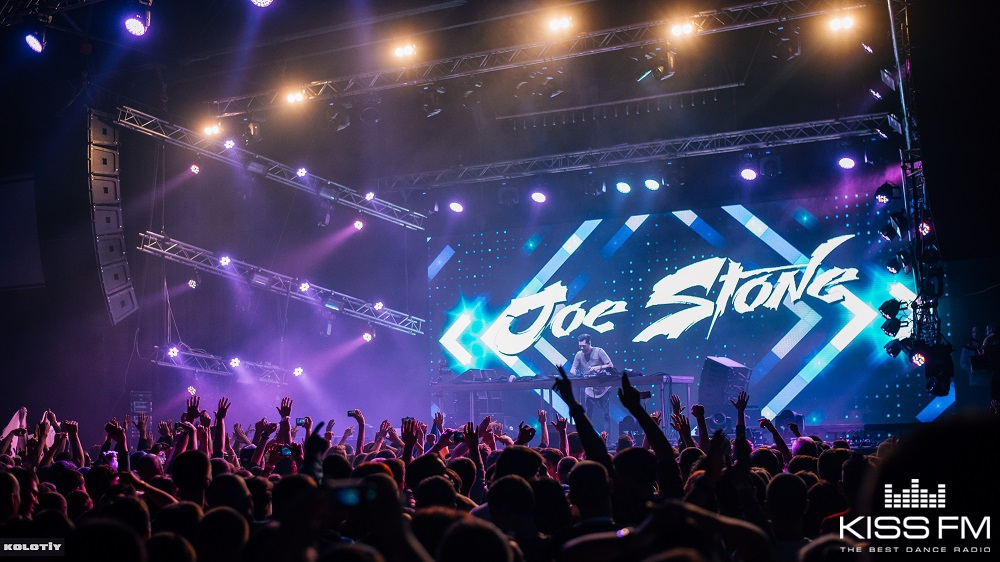 KISS FM Birthday 14 (Pt. 2) @ Stereo Plaza, Киев