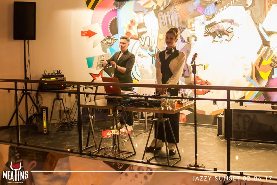 DJ Anesty @ Meating Lounge, Киев
