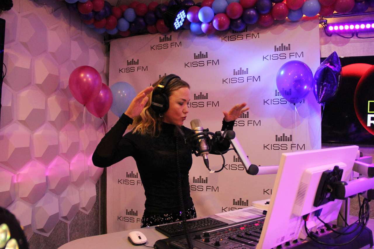 KISS FM BIRTHDAY WEEK