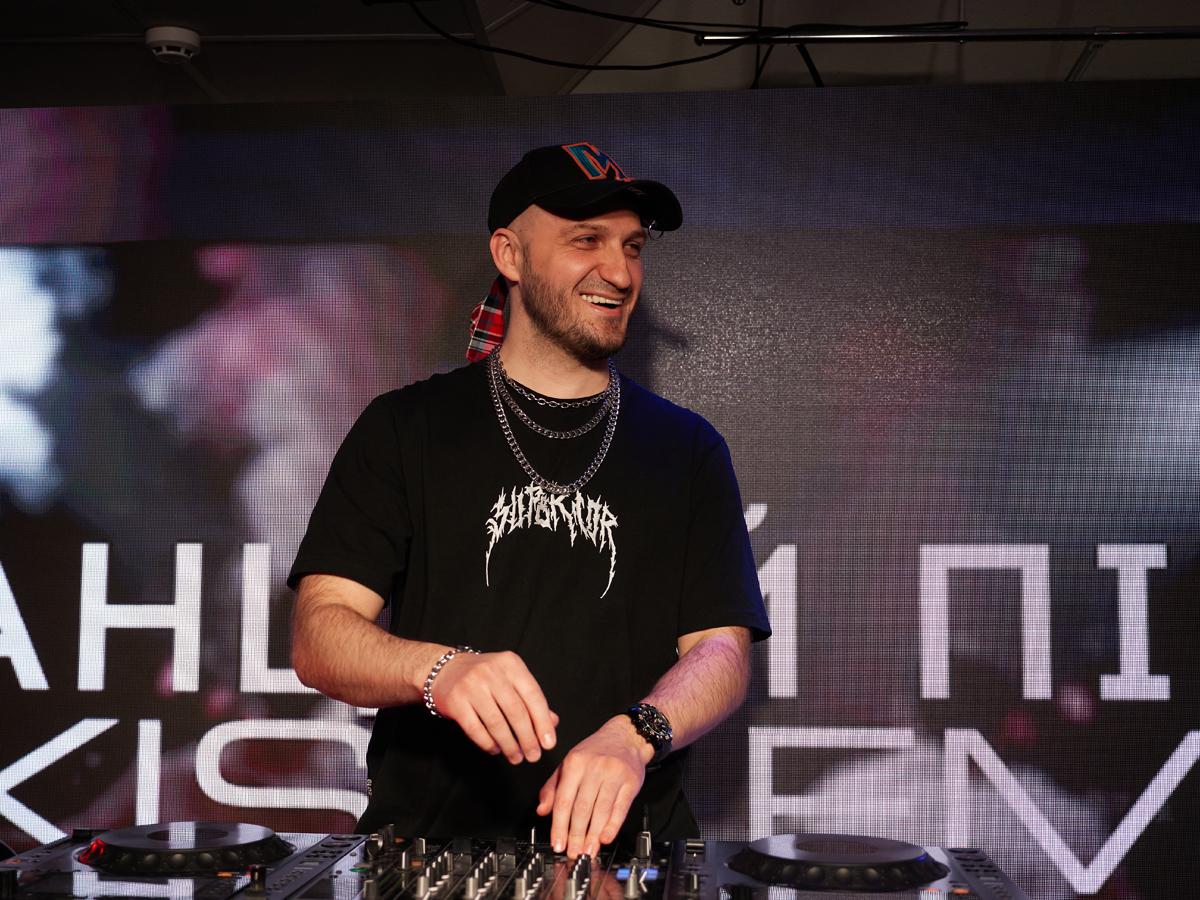 World DJ Day на KISS FM