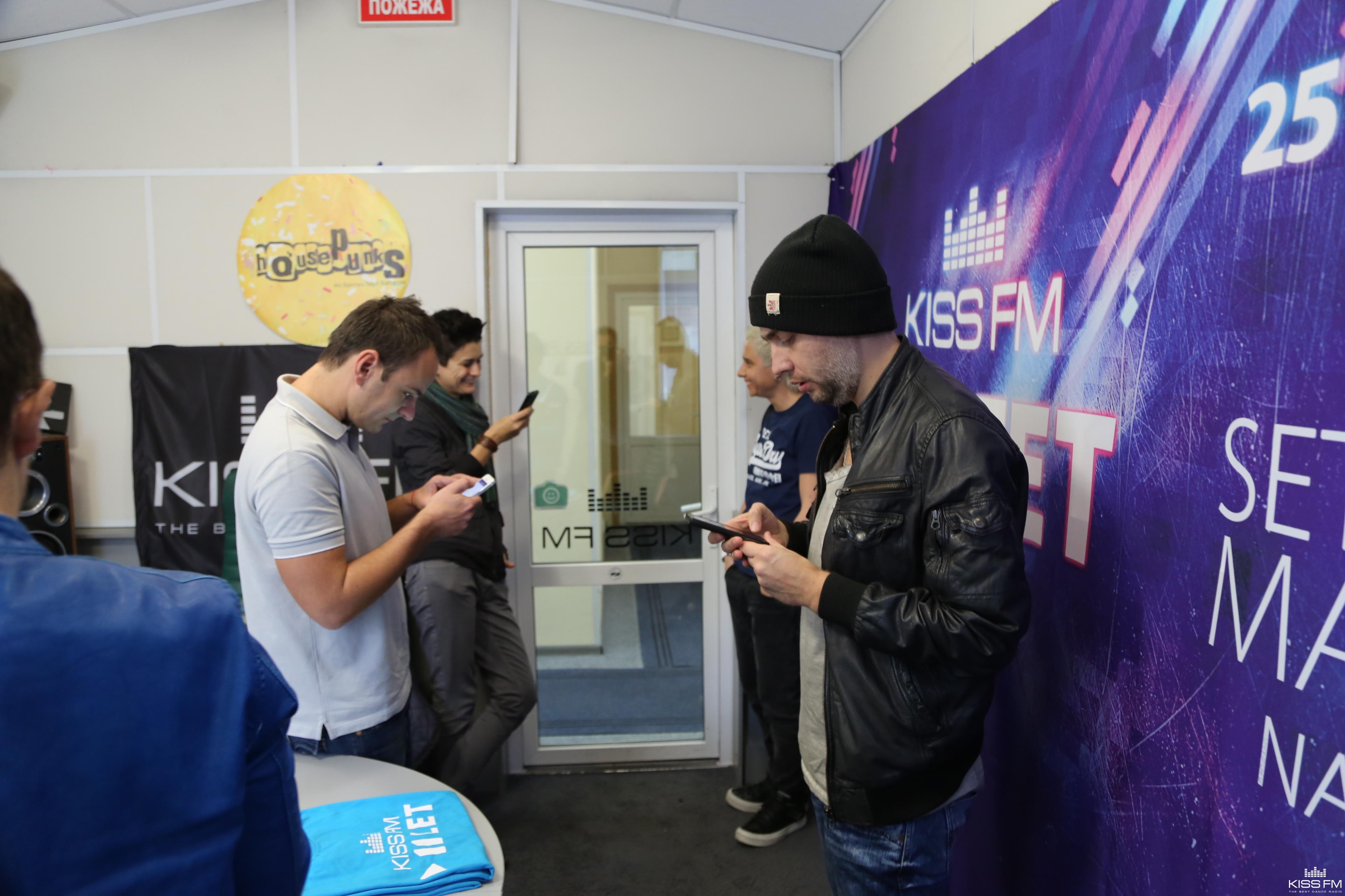 KISS FM 10DANCE AWARDS 2013