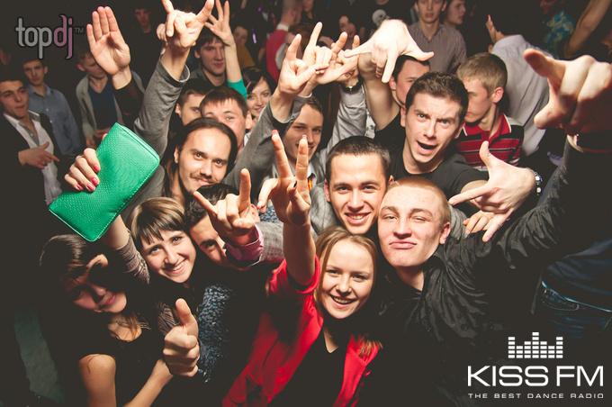 ARTEM NEBA, TAPOLSKY, SMART APES @ FORSAGE, Киев