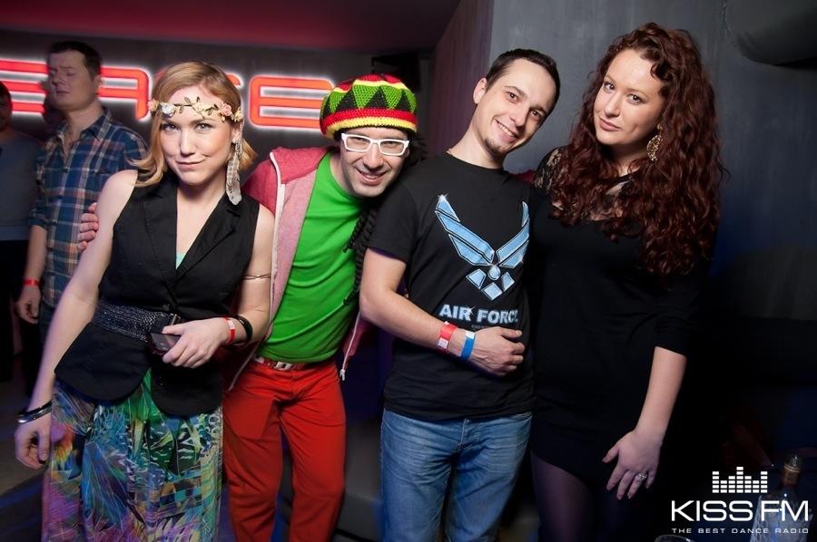 House Punks Happy Birthday @ Forsage, Киев