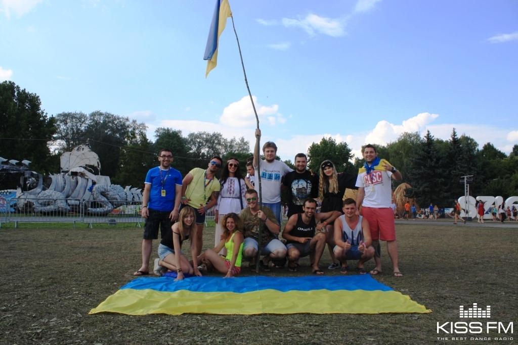 Sziget 2014. День 5-6