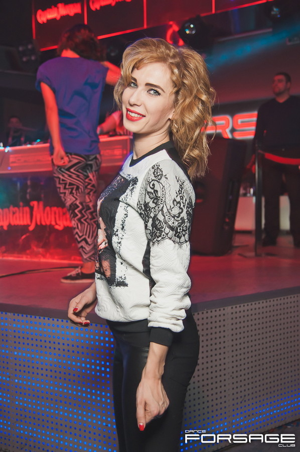 KISS FM Birthday Party 12 @ Forsage, Киев