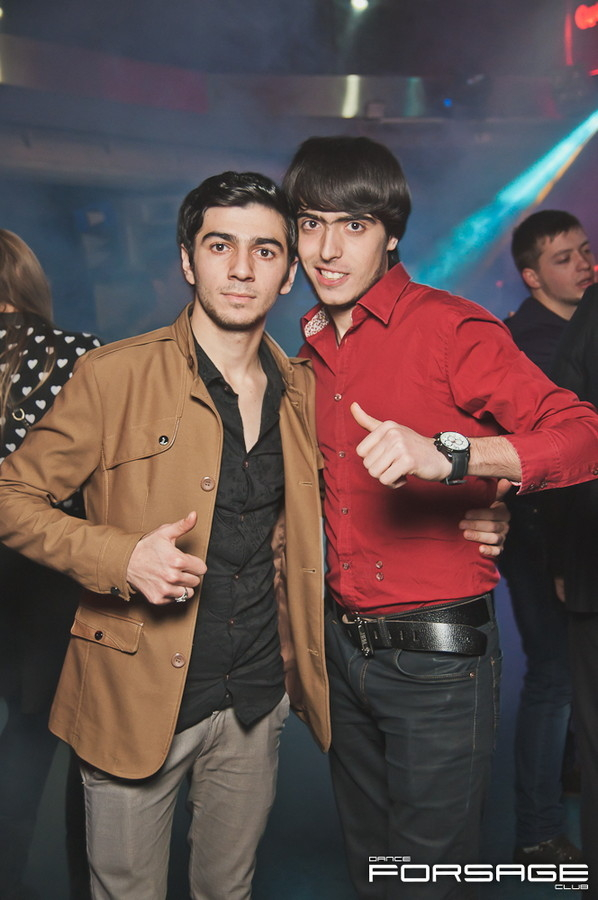 KISS FM Birthday Party 12 @ Forsage, Киев