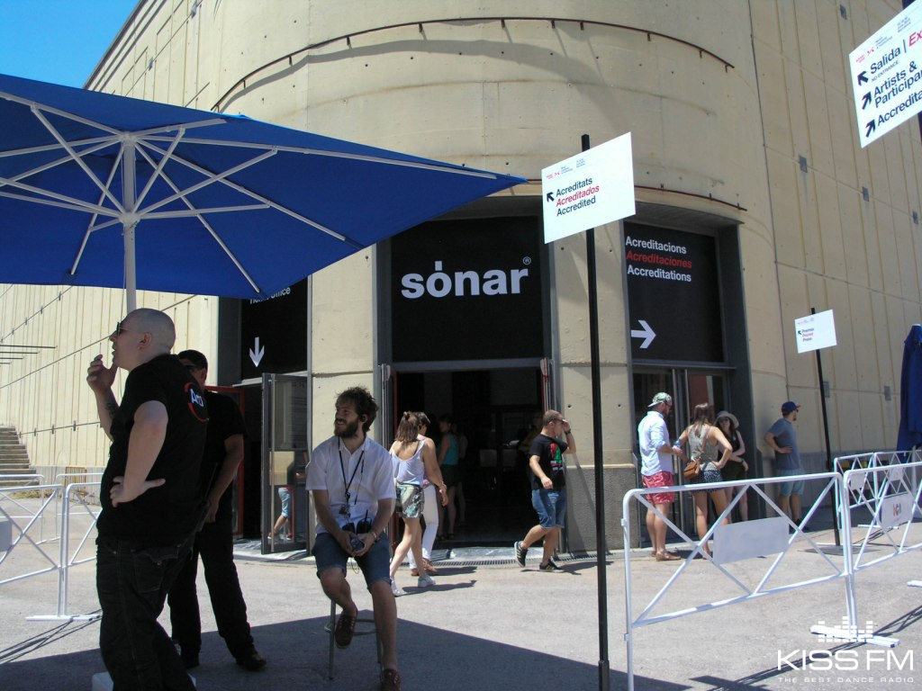 Sonar 2015 / Sonar OFF / Interview