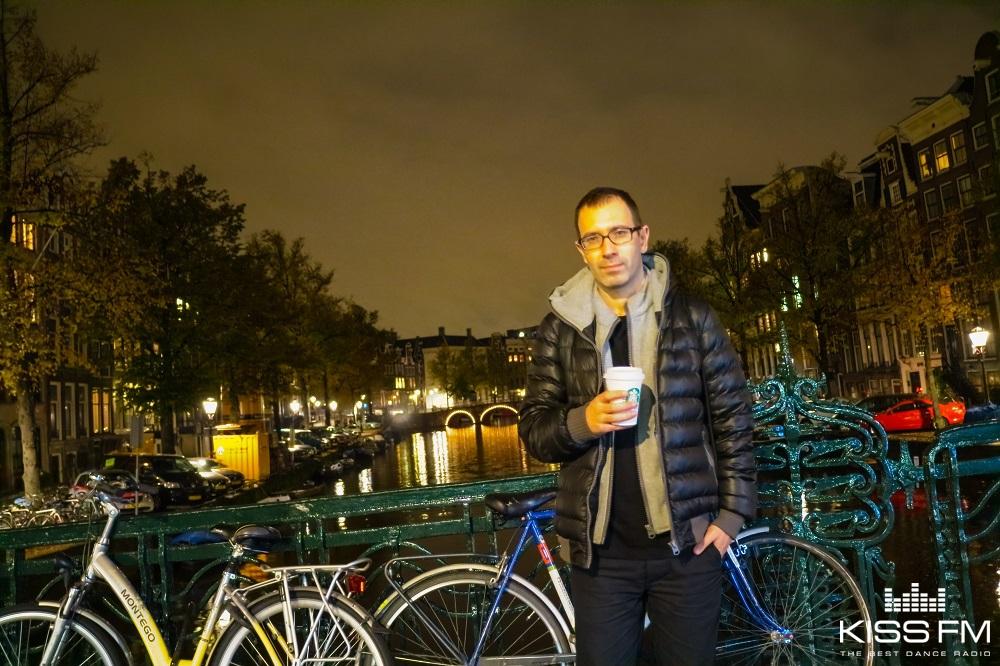 MR.Sunny & Falkon @ ADE2015 - AMSTERDAM CITY