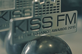 KISS FM 10Dance Awards (BackStage)
