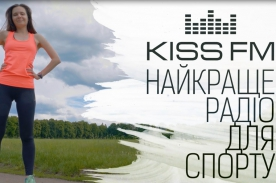 KISS FM Sport Short (Irina Filatova)