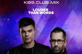 KISS.CLUB.MIX. Louder Than Words