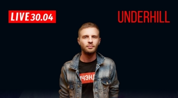 KISS.CLUB.MIX. LIVE / DJ UNDERHILL