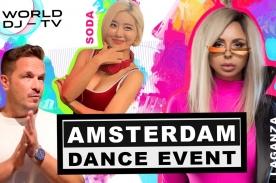 Amsterdam Dance Event та інтерв'ю з PLASTIC FUNK