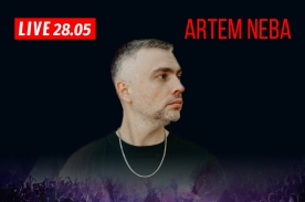 KISS.CLUB.MIX. LIVE / DJ ARTEM NEBA