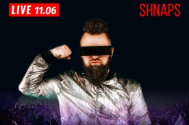 KISS.CLUB.MIX. LIVE / DJ SHNAPS