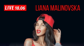 KISS.CLUB.MIX. LIVE / DJ LIANA MALINOVSKA