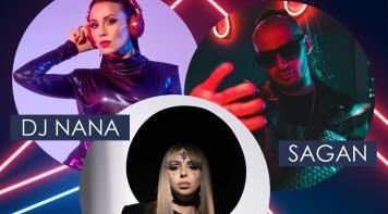 World DJ Day на KISS FM (Сюжет Kyiv Live)