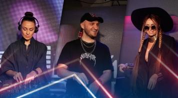 World DJ Day на KISS FM  (Aftermovie)