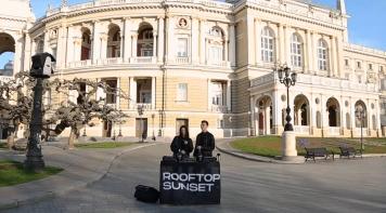 KISS FM x ROOFTOP SUNSET – Live Stream @ Odesa