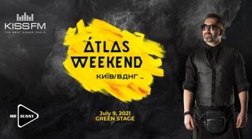 Mr.Sunny @ Atlas Weekend Friends Edition 2021
