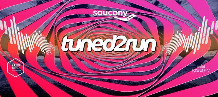Кращий біговий саундтрек від KISS FM, Saucony та Cube Records