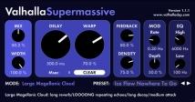 Вийшло оновлення безкоштовного ревербератора Valhalla Supermassive