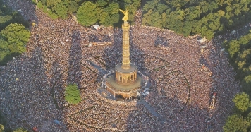 У Берліні відбудеться нова версія Love Parade
