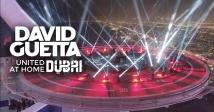David Guetta вразив світ неймовірним шоу «United at Home» в Дубаї