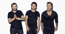 Новий трек супер-тріо Swedish House Mafia – «Not Yesterday»