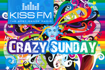 «Crazy Sunday» в сентябре!