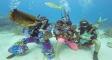 У США пройшов щорічний підводний музичний фестиваль