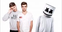 The Chainsmokers, Marshmello, Calvin Harris потрапили в ТОП 100 найбільш високооплачуваних артистів