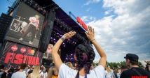 Три дні музики — у Києві завершився UPark Festival