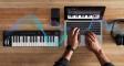 MIDI-клавіатура DeepComposer на штучному інтелекті