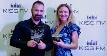 Переможці 10DANCE AWARDS KISS FM 2019
